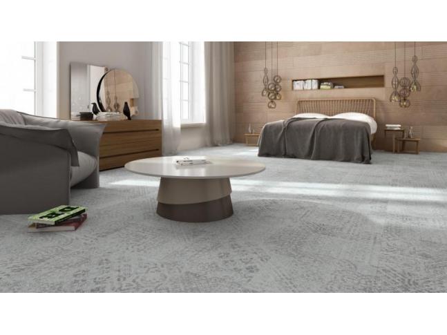 Koberce Freestile - Rome Kobercové čtverce s inovativním designem Rome od Object Carpet, barva 0901.