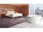 Koberce Freestile - Rome Kobercové čtverce s inovativním designem Rome od Object Carpet, barva 0902.