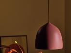 Závěsná lampa Suspence