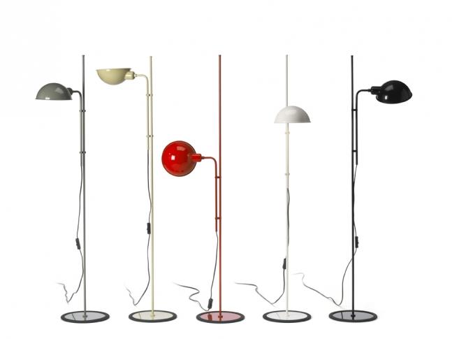 Funiculí - stojací lampa