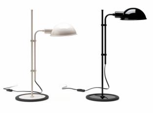 Funiculí - stolní lampa