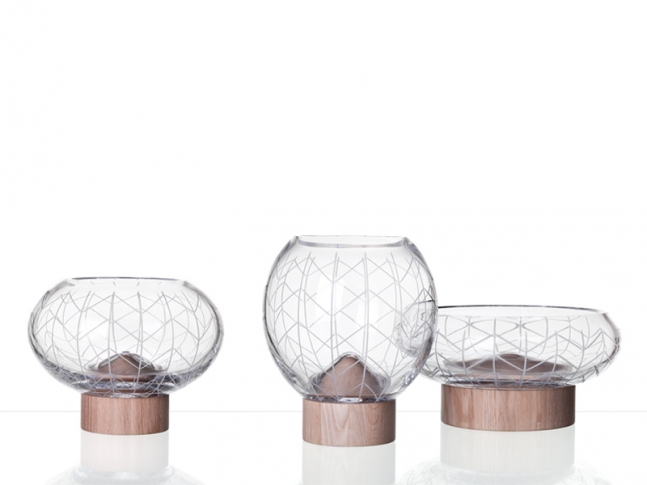 Glass mount