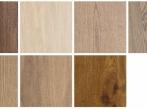 Harmony & Nature - dřevěné podlahy Barevná paleta dřevěných podlah z kolekce Harmony & Nature.