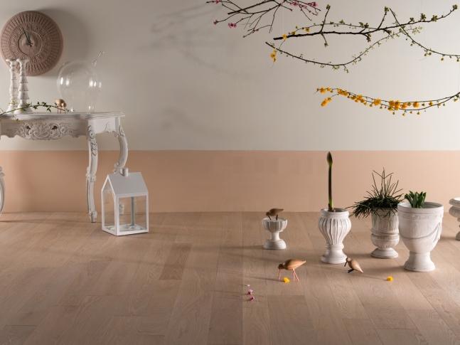 Harmony & Nature - dřevěné podlahy Dřevěná podlaha Emotion z kolekce Harmony & Nature.