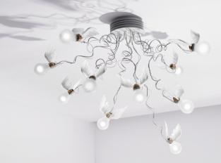 Stropní svítidlo - Birdie's Nest