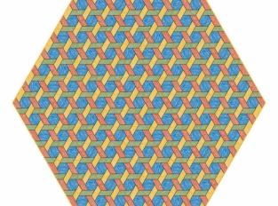 Hexagon Carpet