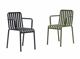 Židle s područkami Hay Palissade