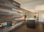 Havwoods - Reclaimed Engineered Oak Painted Cladding