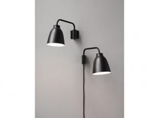 Nástěnná lampa Caravaggio Read Wall