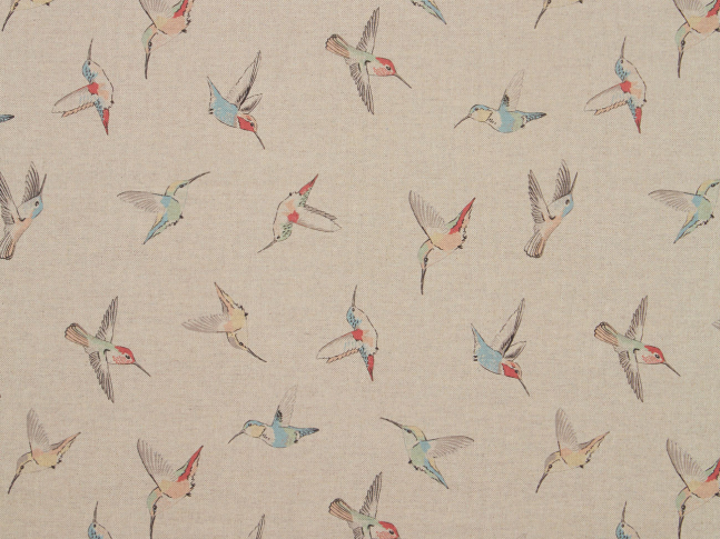 Látka Hummingbird Linen