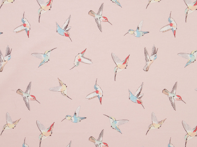 Látka Hummingbird Pink