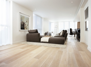 Havwoods - Europlank Oak Ice White