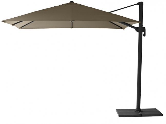 Hyde Hanging Parasol Hyde Taupe