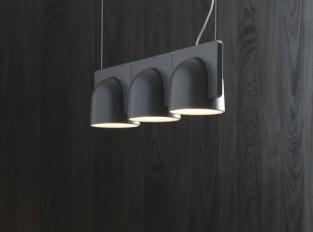Závěsná lampa IGLOO