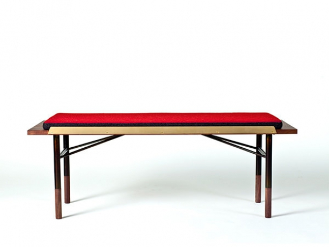 Lavice / stolek One Collection Bench