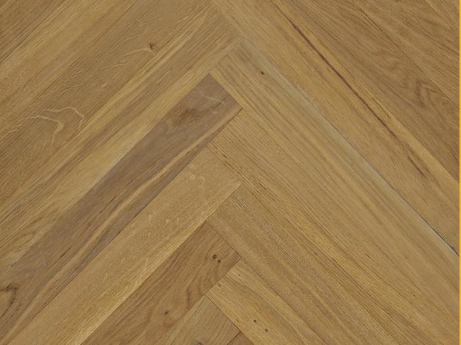 Dřevěná podlaha Fish Herringbone