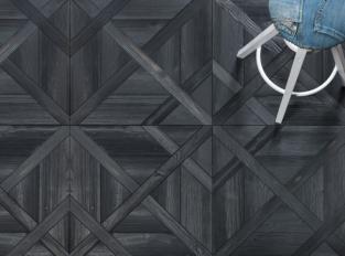 Dřevěná podlaha Vintage Pattern