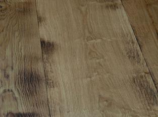 Dřevěná podlaha Oak Burned Light