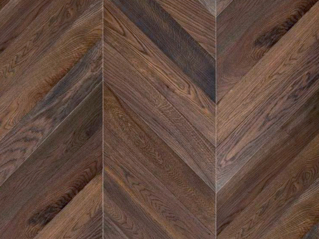 Dřevěná podlaha Hungarian Herringbone Chevron