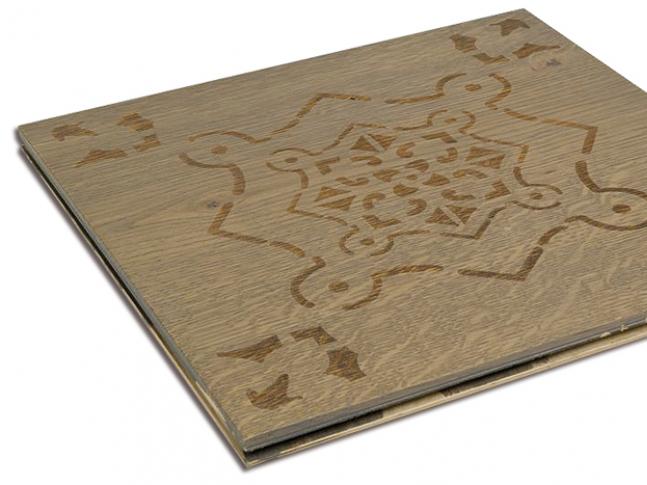 Dřevěná podlaha Madrid