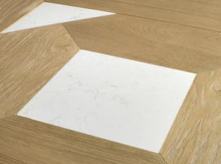 Dřevěná podlaha White Pearl