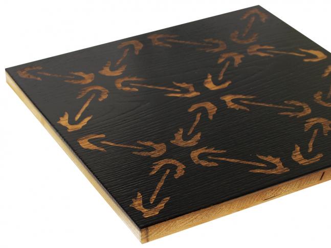 Dřevěná podlaha Valencia