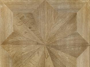 Dřevěná podlaha Oak pattern Inlay