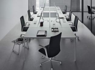 Pracovní stůl Flat System