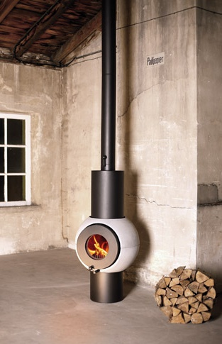 Fire tube GLOBE B