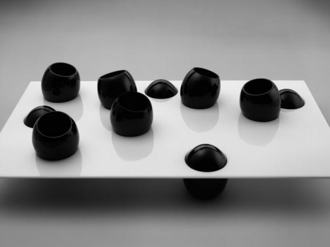 OVO - Classic, Mirror, Black & White