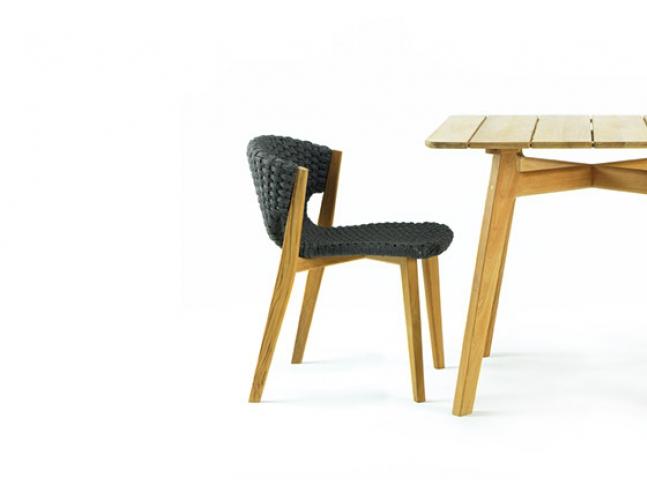 Židle Knit