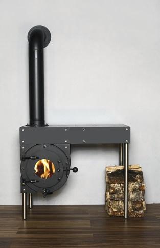 Fire tube GOURMET