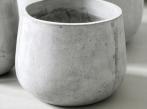 LOOOOX betonový květináč nízká báně M KV_0064_CO_01_resize