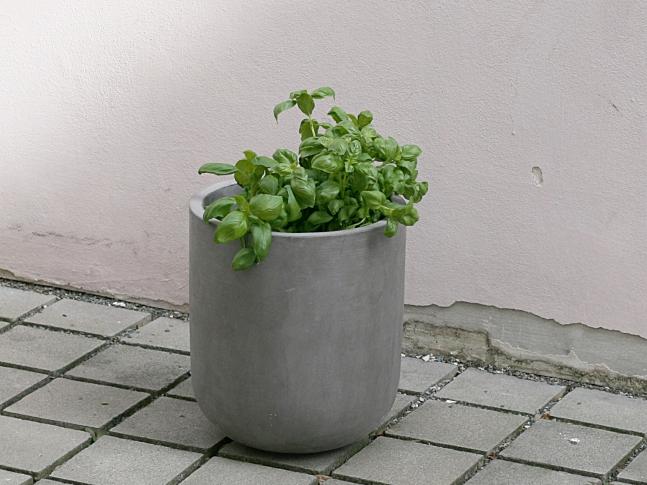 LOOOOX betonový květináč