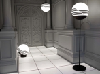 Lee Broom OPTICAL - stolní lampa