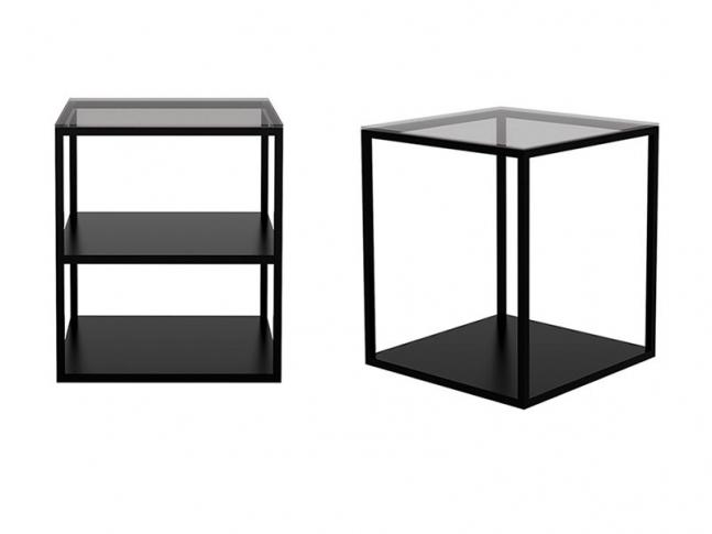 Odkládací stolek Ethnicraft Anders Side Table