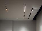 Sropní svítidlo MAGNETIC CURVES