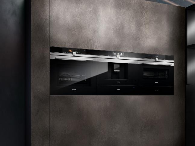 iQ700 Vestavná pečicí trouba nerez