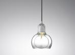 Závěsné světlo Mega Bulb od &tradition Mega-bulb-black