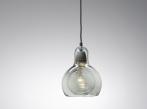 Závěsné světlo Mega Bulb od &tradition Mega-bulb-silver