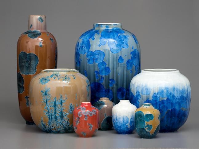 Crystal Vases
