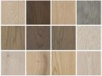 Milano Style - dřevěné podlahy Barevná paleta dřevěných podlah z kolekce Milano Style.
