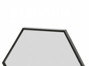 LOOOOX zrcadlo šestihranné L