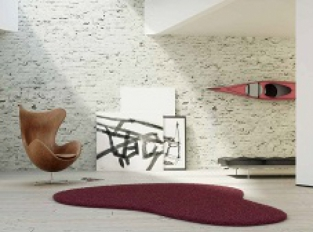 Kusové koberce Fletco rugs s různými tvary