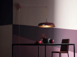 Nástěnná lampa MoMa – L/M