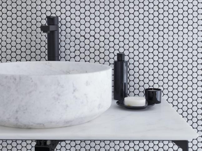Mosaico Air Dots White