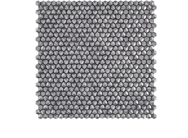 Mosaiky ADAGIO s kovovým efektem