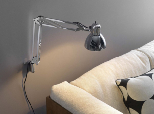 Nástěnná lampa NASKA 1, NASKETTA