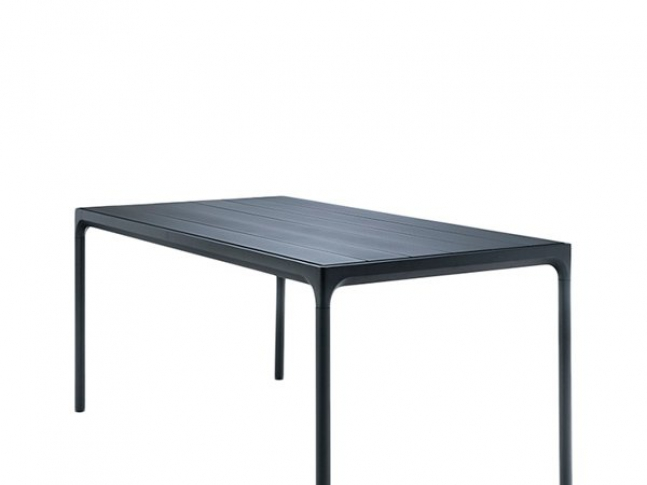 Stůl Houe Four venkovní ocelový