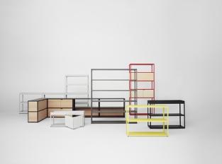 New Order Shelf System